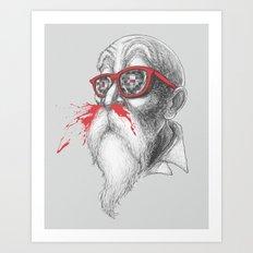 Grandmaster Hobbies Art Print