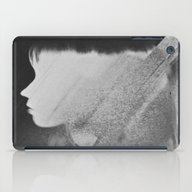 Faceless Charcoal iPad Case