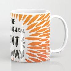 Bridges Burned – Fiery Palette Mug