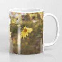 Five Flowers Mug