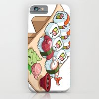 Kawaii California Roll A… iPhone 6 Slim Case