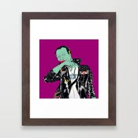 Bub Framed Art Print