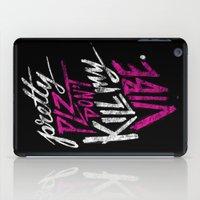 Pretty PLZ Don't Kill My… iPad Case