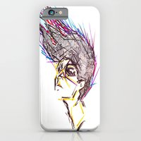 Lines In Motion iPhone 6 Slim Case