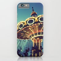 iPhone & iPod Case featuring Blue Hour at the Carnival by Libertad Leal Photography