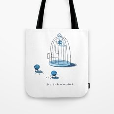 Blueberrdies Tote Bag