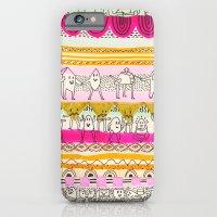 Paralels Murs iPhone 6 Slim Case