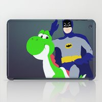 We are the night iPad Case