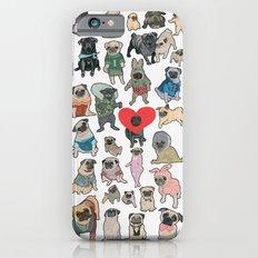 Pugs iPhone 6 Slim Case