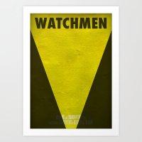 Watchmen - Silk Spectre … Art Print