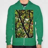 Leaves and Branches 2 Hoody