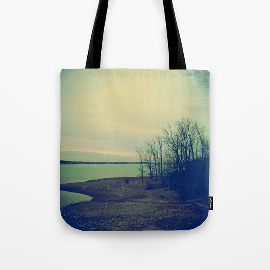 Water Color Memories Tote Bag