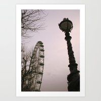 London is London Art Print