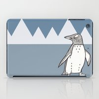 lil penguin iPad Case