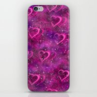 Pink Haze iPhone & iPod Skin