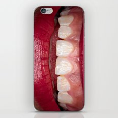 Personal Space 6 iPhone & iPod Skin