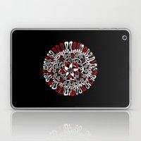 Velvet Comics Laptop & iPad Skin