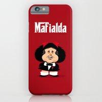 Coupling Up Mafialda iPhone 6 Slim Case