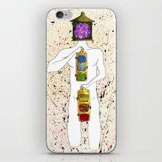 Chakras iPhone & iPod Skin