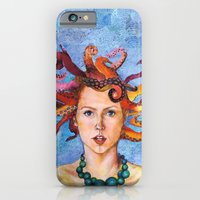 Alter-Ego Self Portrait #3 iPhone 6 Slim Case