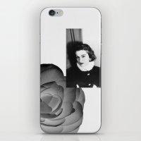 Coco on Camelia iPhone & iPod Skin