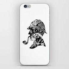 Mr. Holmes iPhone & iPod Skin