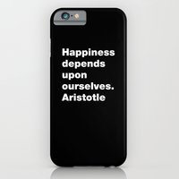 Happiness Depends Upon O… iPhone 6 Slim Case
