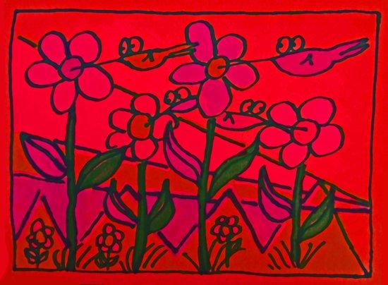 Hummingbird Divine Art Print