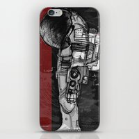 Dieter Rams In Space iPhone & iPod Skin