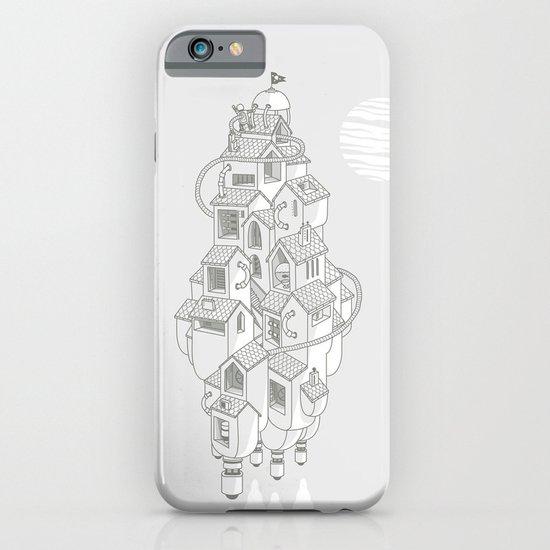 Homemadespaceship iPhone & iPod Case