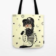 Tote Bag featuring Dreamer by Anna Volkova