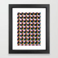 Spattern Framed Art Print