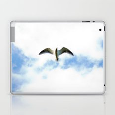 Seagull in Flight Laptop & iPad Skin