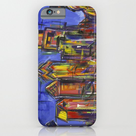 Philly Skyline iPhone & iPod Case
