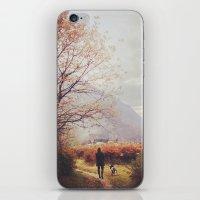 On the path iPhone & iPod Skin