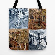 IGLESIA EN LA SERENA Tote Bag