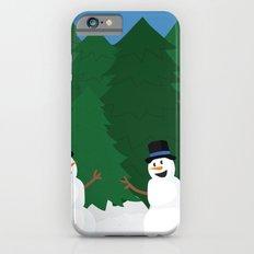 Snowball Fight iPhone 6 Slim Case