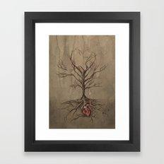 [Buried] Framed Art Print