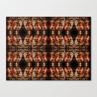 OR/WELL: Psyreactor  (QU… Canvas Print
