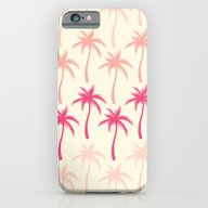 iPhone & iPod Case featuring Palm Trees #2 by Ornaart