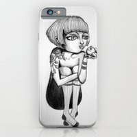 iPhone & iPod Case featuring Princess & Frog by ValD