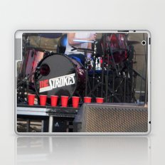 Red Solo - The Strokes Laptop & iPad Skin