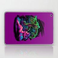 THE GILLMAN Laptop & iPad Skin