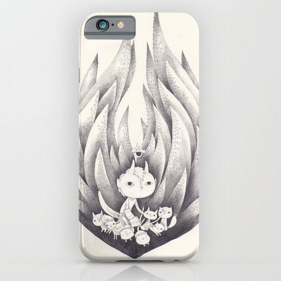 hellboy iPhone & iPod Case