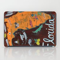 FLORIDA iPad Case