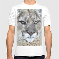 Intensity Mens Fitted Tee White SMALL