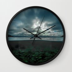 Old road Wall Clock
