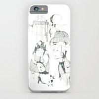 iPhone & iPod Case featuring Untitled2 by Yael Steinwurzel
