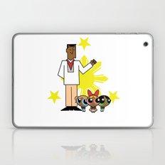 Andres Bonifacio and the Filipino Powerpuff Girls Laptop & iPad Skin