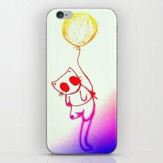 Balloon Animal (color) iPhone & iPod Skin